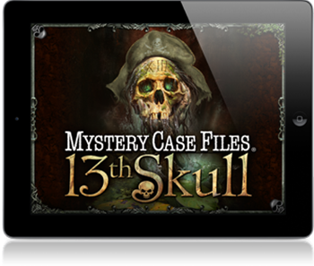 Mystery Case Files 07 - 13th Skull (iPad)