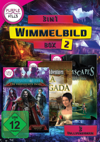 3-in-1 Wimmelbild-Box 2