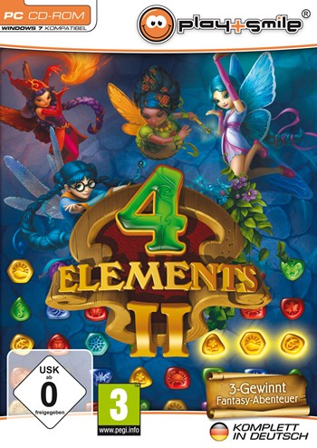 4 Elements 2 Lösung, Saves, Review, Demo, Trailer, Sample, Screenshots, Patch, News, Preview, Interview, etc.