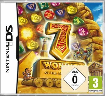 7 Wonders 1 - 7 Wonders of the Ancient World (Neuauflage 2008) (Nintendo DS)