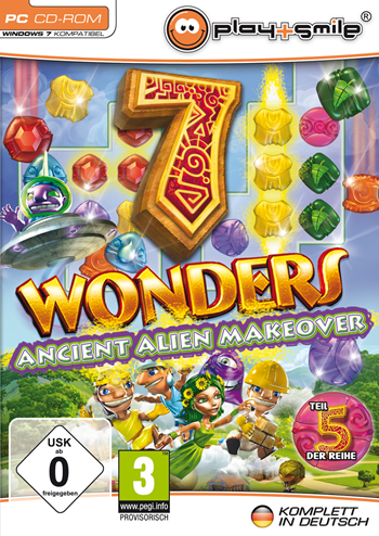 7 Wonders 5 - Ancient Alien Makeover Lösung, Saves, Review, Demo, Trailer, Sample, Screenshots, Patch, News, Preview, Interview, etc.
