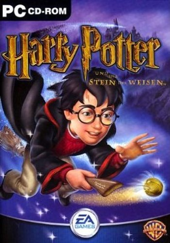 Harry Potter 1 - Der Stein der Weisen