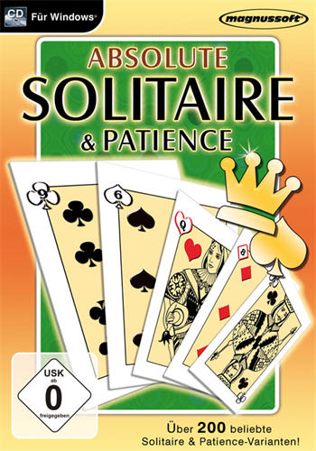 Absolute Solitaire & Patience Lösung, Saves, Review, Demo, Trailer, Sample, Screenshots, Patch, News, Preview, Interview, etc.