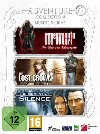 Adventure Collection 6 - Murder & Crime