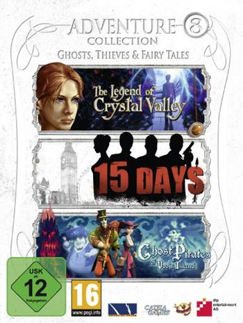 Adventure Collection 8 - Ghosts, Thieves & Fairy Tales