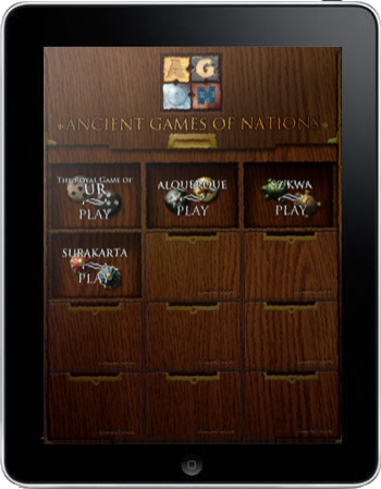 AGON: Ancient Games Of Nations 06 - Fanorona (iPad)