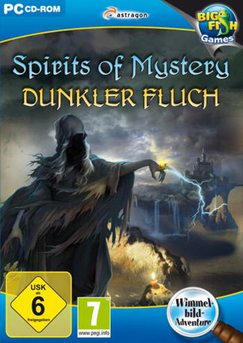 Spirits of Mystery 01 - Dunkler Fluch Lösung, Saves, Review, Demo, Trailer, Sample, Screenshots, Patch, News, Preview, Interview, etc.