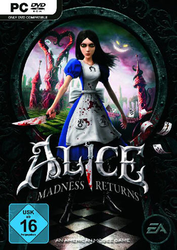 American McGee's Alice 2 - Madness Returns