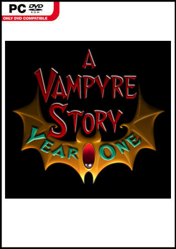 A Vampyre Story - Year one Lösung, Saves, Review, Demo, Trailer, Sample, Screenshots, Patch, News, Preview, Interview, etc.