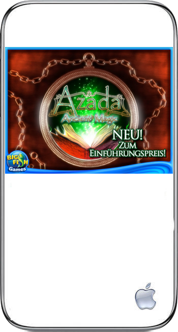 Azada 2 - Ancient Magic (iPhone)