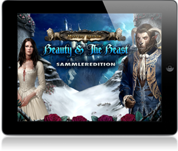 Mystery Legends 3 - Beauty and the Beast (iPad)