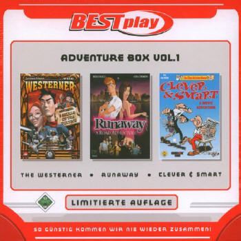 Adventure Box Vol. 1