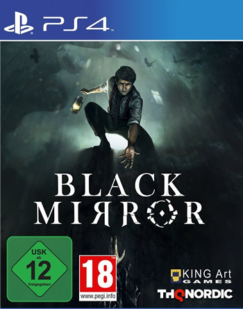 Black Mirror 4 (PlayStation 4)