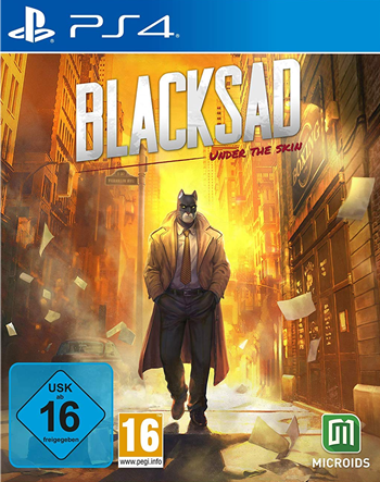 Blacksad - Under the Skin (PlayStation 4)