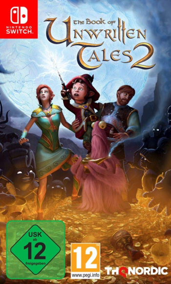 The Book of Unwritten Tales 2 (Nintendo Switch)