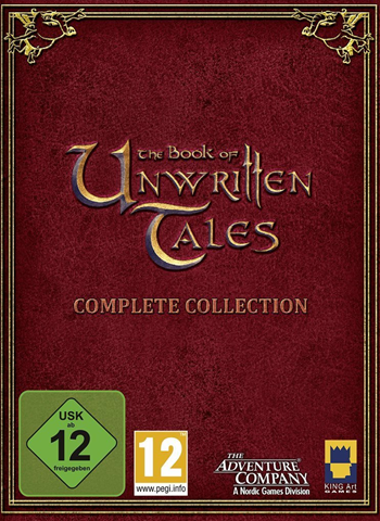 The Book of Unwritten Tales Complete Collection