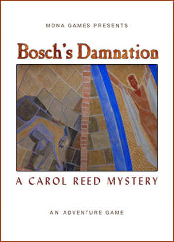 Carol Reed 10 - Bosch's Damnation Lösung, Saves, Review, Demo, Trailer, Sample, Screenshots, Patch, News, Preview, Interview, etc.