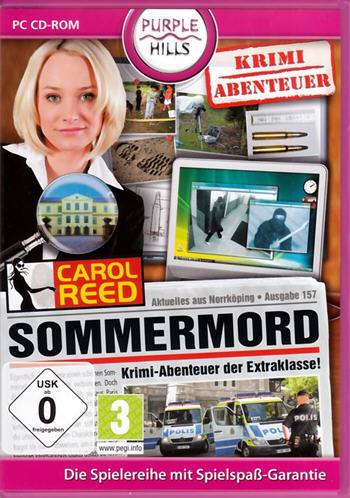 Carol Reed 02 - Sommermord