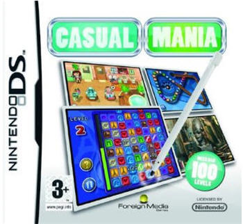 Casual Mania (Nintendo DS) Lösung, Saves, Review, Demo, Trailer, Sample, Screenshots, Patch, News, Preview, Interview, etc.