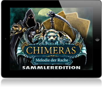 Chimeras 01 - Melodie der Rache (iPad) Lösung, Saves, Review, Demo, Trailer, Sample, Screenshots, Patch, News, Preview, Interview, etc.