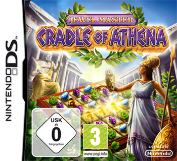 Jewel Master - Cradle of Athena (Nintendo DS)