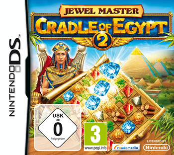 Jewel Master - Cradle of Egypt 2 (Nintendo DS)