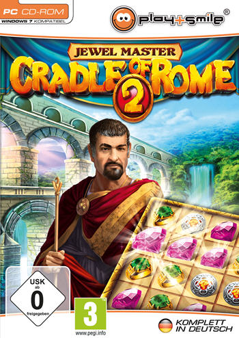 Jewel Master - Cradle of Rome 2 Lösung, Saves, Review, Demo, Trailer, Sample, Screenshots, Patch, News, Preview, Interview, etc.