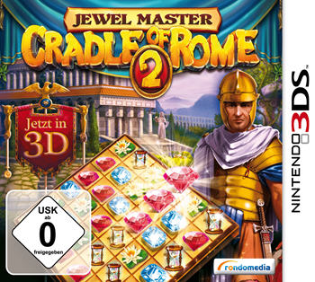 Jewel Master - Cradle of Rome 2 (Nintendo 3DS)