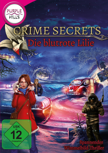 Crime Secrets - Die blutrote Lilie Lösung, Saves, Review, Demo, Trailer, Sample, Screenshots, Patch, News, Preview, Interview, etc.