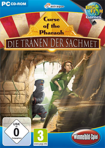 Curse of the Pharaoh 3 - Die Tränen der Sachmet Lösung, Saves, Review, Demo, Trailer, Sample, Screenshots, Patch, News, Preview, Interview, etc.