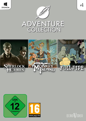 Adventure Collection Vol. 1