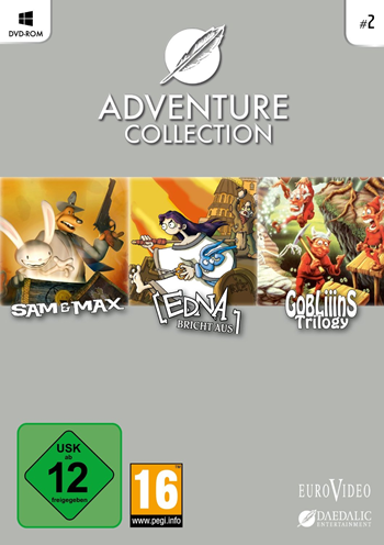 Adventure Collection Vol. 2