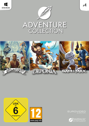 Adventure Collection Vol. 4