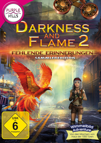 Darkness and Flame 2 - Fehlende Erinnerungen Lösung, Saves, Review, Demo, Trailer, Sample, Screenshots, Patch, News, Preview, Interview, etc.