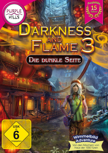 Darkness and Flame 3 - Die Dunkle Seite Lösung, Saves, Review, Demo, Trailer, Sample, Screenshots, Patch, News, Preview, Interview, etc.