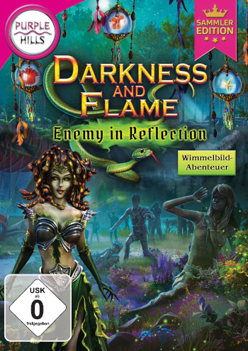 Darkness and Flame 4 - Enemy in Reflection Lösung, Saves, Review, Demo, Trailer, Sample, Screenshots, Patch, News, Preview, Interview, etc.