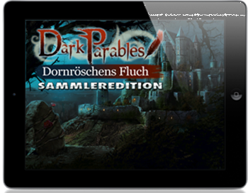 Dark Parables 01 - Dornröschens Fluch (iPhone & iPad) Lösung, Saves, Review, Demo, Trailer, Sample, Screenshots, Patch, News, Preview, Interview, etc.