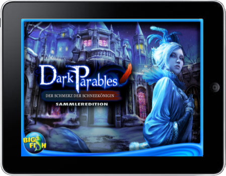 Dark Parables 03 - Der Schmerz der Schneekönigin (iPhone & iPad) Lösung, Saves, Review, Demo, Trailer, Sample, Screenshots, Patch, News, Preview, Interview, etc.