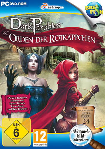 Dark Parables 04 - Der Orden der Rotkäppchen Lösung, Saves, Review, Demo, Trailer, Sample, Screenshots, Patch, News, Preview, Interview, etc.