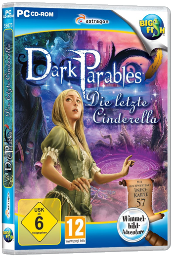 Dark Parables 05 - Die letzte Cinderella Lösung, Saves, Review, Demo, Trailer, Sample, Screenshots, Patch, News, Preview, Interview, etc.