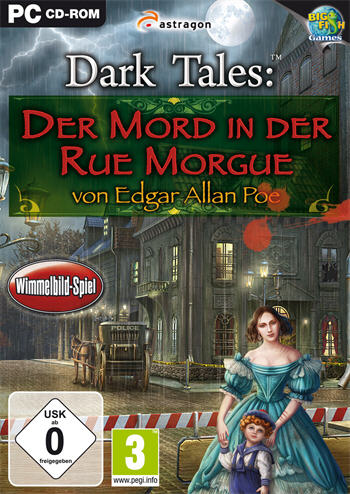 Dark Tales 01 - Der Mord in der Rue Morgue Lösung, Saves, Review, Demo, Trailer, Sample, Screenshots, Patch, News, Preview, Interview, etc.