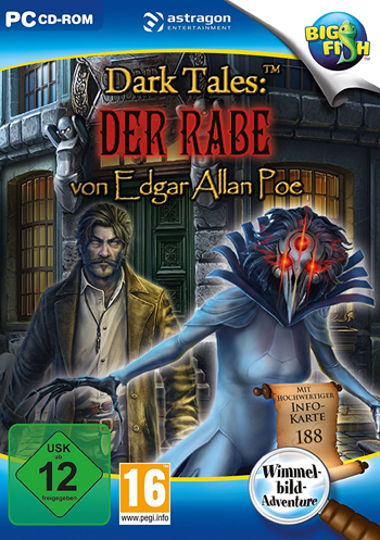 Dark Tales 10 - Der Rabe Lösung, Saves, Review, Demo, Trailer, Sample, Screenshots, Patch, News, Preview, Interview, etc.