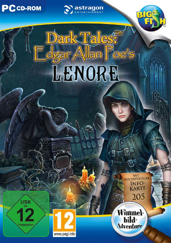 Dark Tales 11 - Lenore Lösung, Saves, Review, Demo, Trailer, Sample, Screenshots, Patch, News, Preview, Interview, etc.