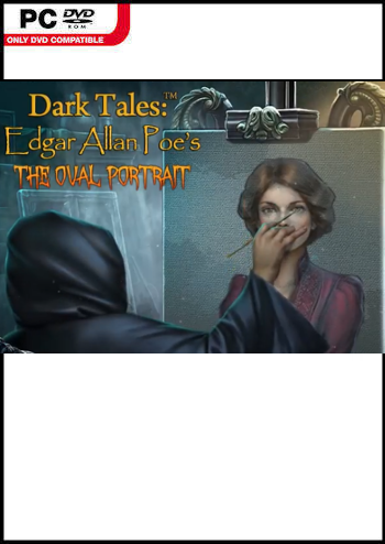 Dark Tales 14 - The Oval Portrait