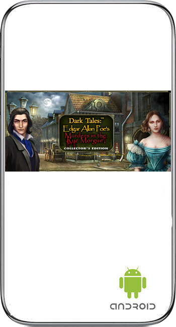 Dark Tales 01 - Der Mord in der Rue Morgue (Android)