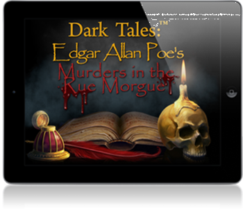 Dark Tales 01 - Der Mord in der Rue Morgue (iPad)