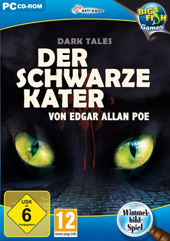 Dark Tales 02 - Der schwarze Kater Lösung, Saves, Review, Demo, Trailer, Sample, Screenshots, Patch, News, Preview, Interview, etc.