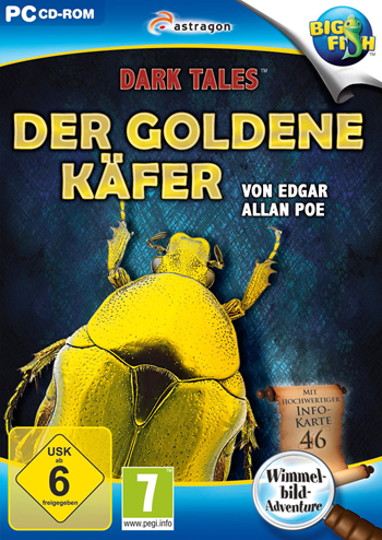Dark Tales 04 - Der goldene Käfer Lösung, Saves, Review, Demo, Trailer, Sample, Screenshots, Patch, News, Preview, Interview, etc.