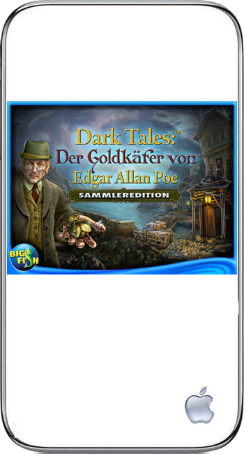 Dark Tales 04 - Der goldene Käfer (iPhone)