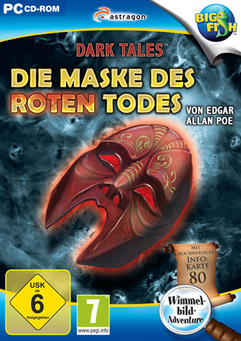 Dark Tales 05 - Die Maske des Roten Todes Lösung, Saves, Review, Demo, Trailer, Sample, Screenshots, Patch, News, Preview, Interview, etc.